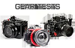 Underwater Gear Tests