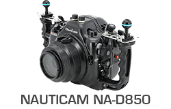 Nauticam NA-D850 Underwater Housing for Nikon D850