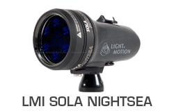 Light and Motion Sola Nightsea Underwater Review