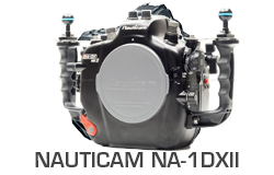 Nauticam NA-1DXMKII Underwater Housing for Canon 1DX MKII